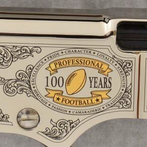 100 Years of Professional Football Tribute Henry Silver Boy Limited Edition of 100 – Engraved Receiver