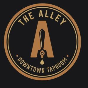 the alley downtown taproom logo
